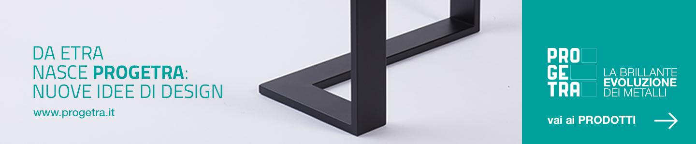 Progetra | la brillante evoluzione dei metalli